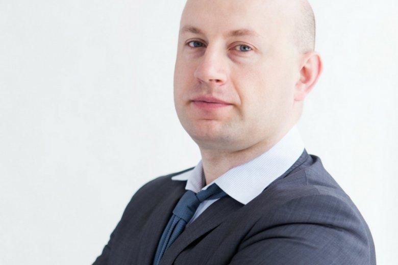 Grzegorz Kasprowicz.