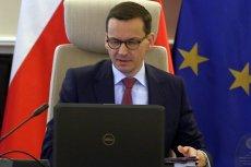 Premier Morawiecki ma twardy orzech do zgryzienia, bo zakaz handlu wyhamował konsumpcję - a to może zwiastować kłopoty.