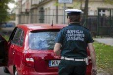 Inspekcja Transportu Drogowego nałożyła na kierowcę jeżdżącego z Uberem 10 tys. zł kary