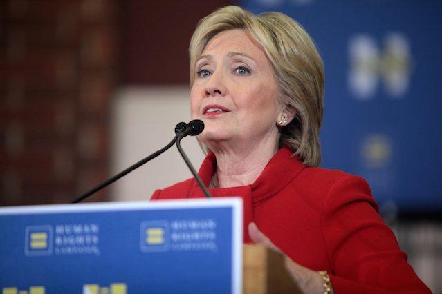 Retoryka Hillary Clinton okazała się niewystarczająca, by wygrać wybory.
