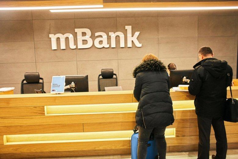 mBank zamknął konto firmy handlującej kryptowalutami.