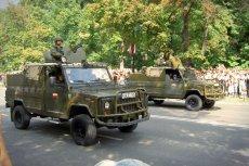 Honkery są w polskiej armii od 1990 roku