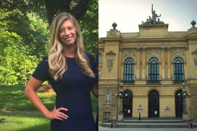 Goldman Sachs, jeden z największych banków inwestycyjnych na świecie, wysłał z Londynu do Warszawy swoją główną rekruterkę Samanthę Liakris