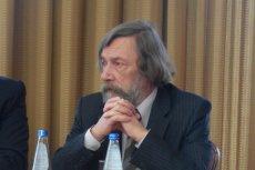 Dr Zygmunt Łuczyński z ITME. Jak podkreśla, organizowanie Graphene Week w Warszawie dowodzi pozycji Polski w tej branży