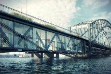 Apartamenty zbudowane pod mostem w Sztokholmie - to plan szwedzkich architektów ze studia Urban Nouveau