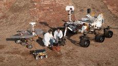 Trzy generacje łazików marsjańskich NASA to niezwykle wytrzymałe pojazdy. Rekordzistą jest Opportunity (dla przyjaciół Oppy), który działał aż 15 lat.