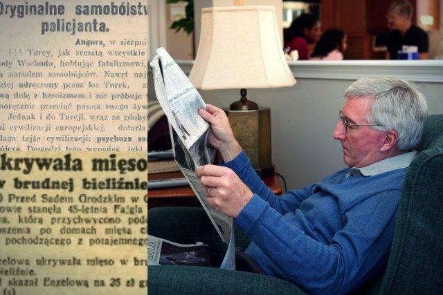 Historie o rzetelnych i wyważonych materiałach dziennikarskich, jakie miały ukazywać się w przeszłości możemy włożyć między bajki