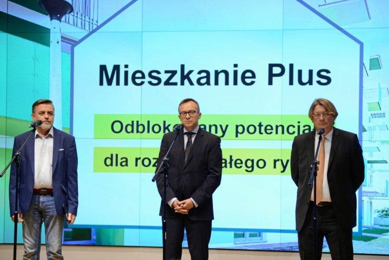 Warszawskie inwestycje programu Mieszkanie Plus mają powstać na obrzeżach Białołęki