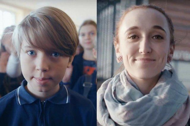 Nikodem Pietras i Anna Krawczyk. On chodzi do gimnazjum, ona pracuje jako urzędniczka w gminie. Oboje łączy miłość do programowania