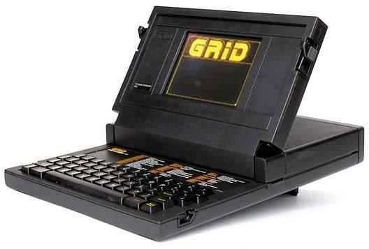 Grid Compass Computer 1109. Pierwszy komercyjny laptop skonstruowany w roku 1979. Czy mocno różni się od dzisiejszych?