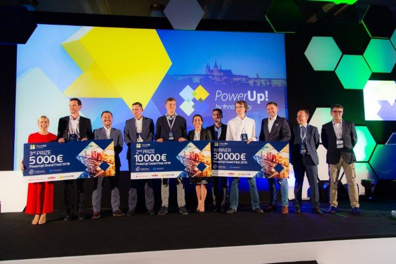 Laureatami czwartej edycji konkursu  PowerUp! by InnoEnergy zostali estoński Zubax Robotics, litewski WellParko i czeski Neuron Soundware. Polskę reprezentował Indoorway