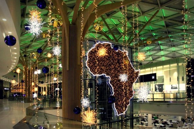 Mall of Africa w RPA
