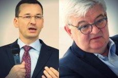 Premier Morawiecki  skrytykował chronienie rynku transportowego przez Niemcy, korzystając z obecności na kongresie Joschki Fischera, byłego wicekanclerza Niemiec