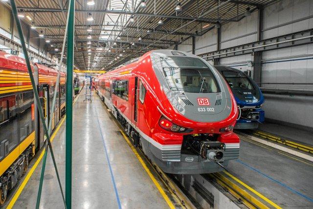 Do tej pory kontrahenci PESY kupowali pociągi Link