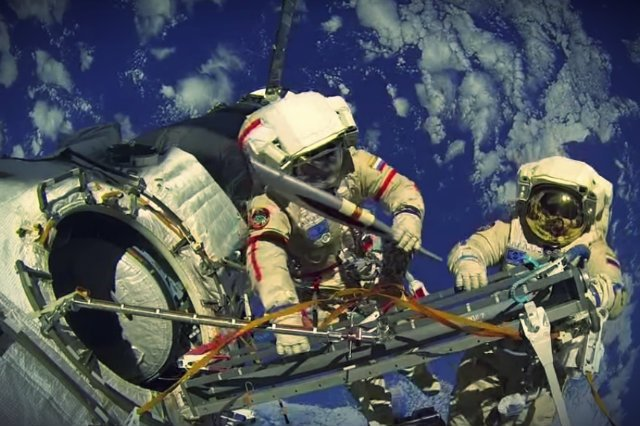 Kosmiczne śmieci stanowią duże zagrożenie dla misji kosmicznych