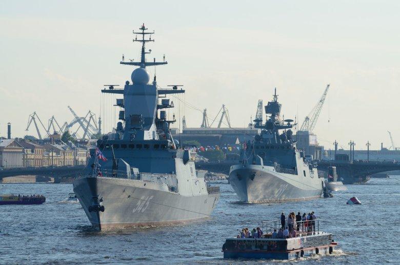 Kilka rosyjskich okrętów wyposażonych jest w lasery, które potrafią oślepić i wywołać halucynację u wrogów.