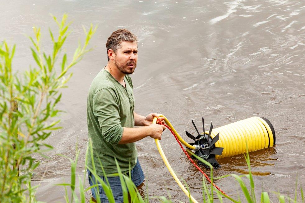 Łukasz Nowacki z ekologii chciał zrobić swój zawód. Miał do wyboru dwie ścieżki - albo zostanie urzędnikiem albo będzie pracował w parku narodowym. Obie opcje wydały mu się mało atrakcyjne, więc sam stworzył dla siebie miejsce pracy.