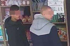 Dwóch złodziei, którzy ukradli z lubińskiej księgarni stos pudełek po grach, stało się pośmiewiskiem internetu