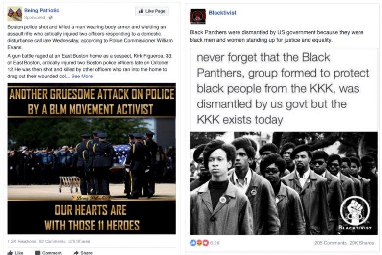 Bez względu na to, czy potępia się czarnoskórych gangsterów czy przypomina, że Czarne Pantery miały bronić Afroamerykanów przed Ku Klux Klanem - warto rozdrapywać rany.