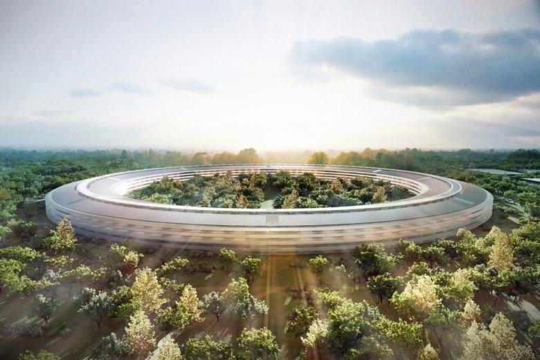 Nowa siedziba Apple