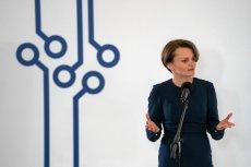 Ministerstwo Przedsiębiorczości pod wodzą Jadwigi Emilewicz w zakazie handlu widzi same plusy
