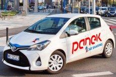 Przetarg na warszawski car sharing wygrał Panek. Ale urzędnicy odwołali całe postępowanie