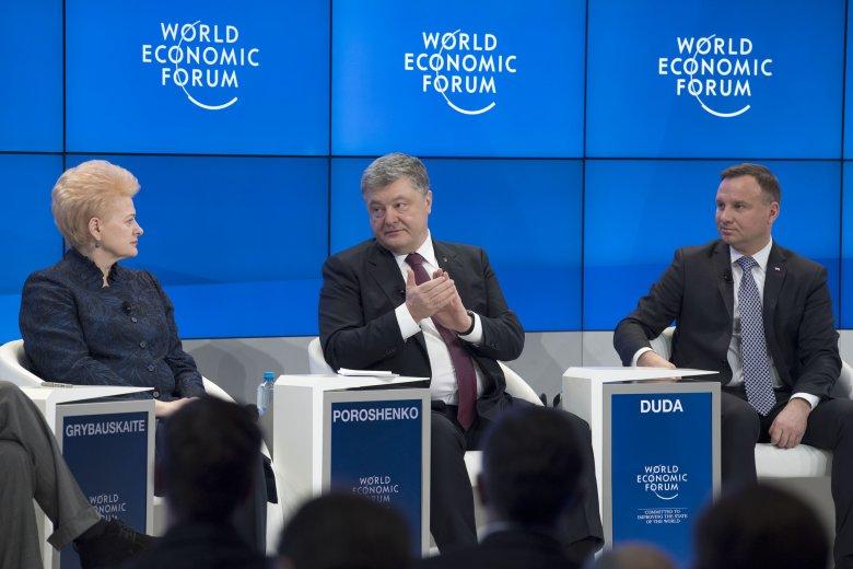 Andrzej Duda będzie promuje polski przemysł podczas spotkań w Davos