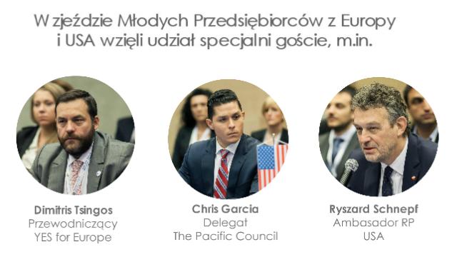 EU-US Young Entrepreneurs Summit Katowice 2015