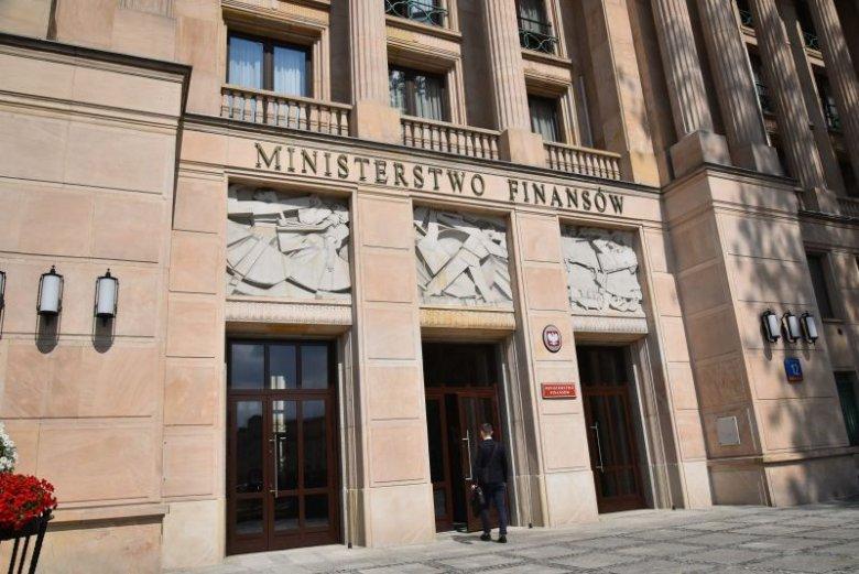 Oszuści znowu podszywają się pod Ministerstwo Finansów