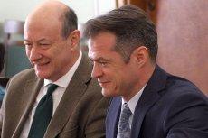 Poseł Horała, szef komisji ds. VAT zapowiedział, że złoży do prokuratury zawiadomienie o możliwości popełnienia przestępstw przez Sławomira Nowaka i Jacka Rostowskiego