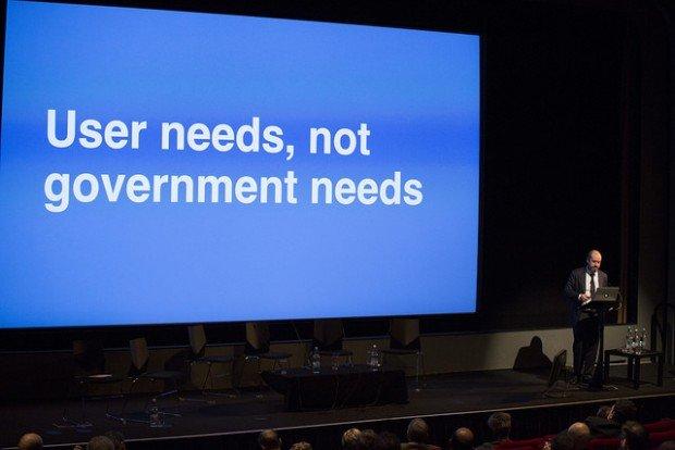 Mike Bracken, były dyrektor Governement Digital Service (Wlk. Bryt).