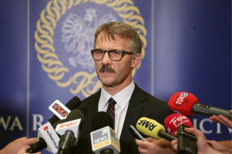 Leszek Mazur z KRS nie wpisał dochodów w oświadczeniu majątkowym. Zapowiada korektę.