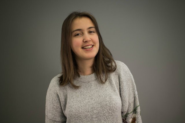Weronika Zimna zrezygnowała z chodzenia do liceum i postanowiła, że do dorosłego życia przygotuje się sama