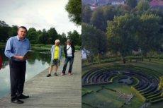 Burmistrz Złotowa w woj. wielkopolskim buduje ekologiczną stolicę Polski