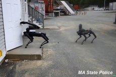 Amerykańska policja testuje roboty Boston Dynamics