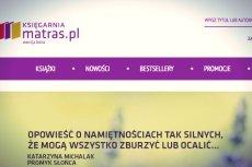Spółka eComGroup zadeklarowała, że podejmie się uruchomienia na nowo księgarni Matras.pl