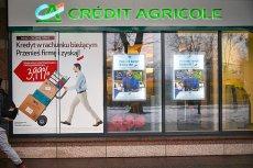 Credit Agricole planuje wyjść z Polski i sprzedać swój polski oddział
