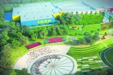 Ikea zamierza postawić w Zabrzu centrum handlowe o powierzchni 40 tys. metrów kwadratowych