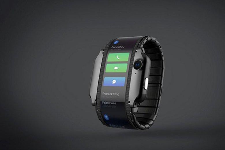 Telefon, który wygląda jak zegarek - to nowa propozycja marki Nubia