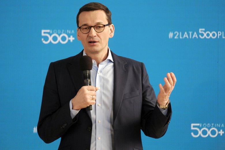 Rząd właśnie przyjął projekt ustawy rozszerzającej program 500+ na pierwsze dziecko. Jeśli przejdzie przez Sejm i prezydenta, zacznie obowiązywać od 1 lipca
