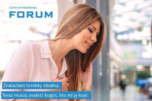 Reklama centrum w Gliwicach wzbudziła kontrowersje.