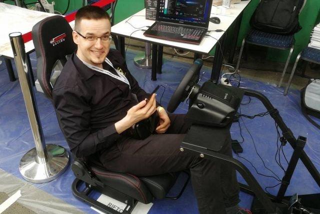 Marek Antoniuk z RiftCat. Ten białostocki start-up ma już 200 tys. użytkowników na całym świecie