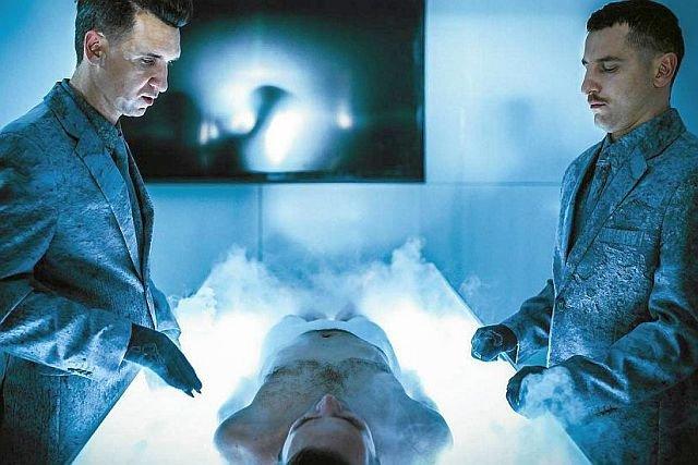 """Polski film SF, """"Człowiek z magicznym pudełkiem"""" otrzymał nagrodę główną na festiwalu we Włoszech."""