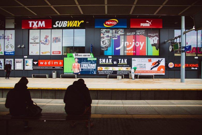 Galeria Metropolia otworzy na swoim terenie kasy biletowe i poczekalnię dla pasażerów.