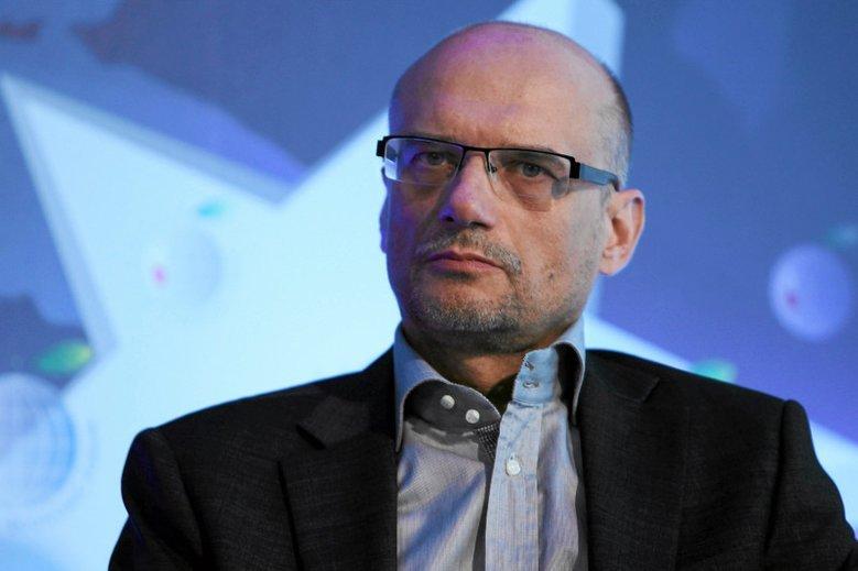 Jarosław Bauc nie dostał od PGNiG absolutorium w 2015 roku i musiał odejść ze stanowiska wiceprezesa