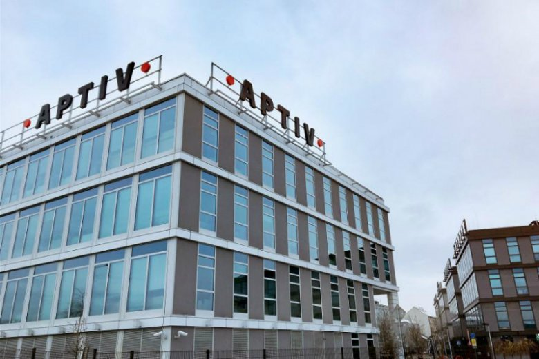 Centrum Techniczne firmy Aptiv w Krakowie