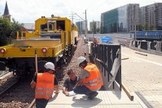 Peron po remoncie oddalił się od dworca o 200 metrów. Według kolei to dla komfortu pasażerów