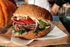 Burger King wprowadza burgera bez mięsa - Vege Burger.