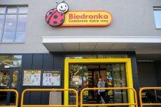 Sieć Biedronka organizuje konkurs na grę familijną dla klientów.