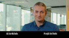 """Krzysztof Majdan, redaktor naczelny INNPoland.pl. Premiera pierwszego odcinka """"Co teraz?"""" - nowego cyklu interaktywnych wywiadów INNPoland.pl."""